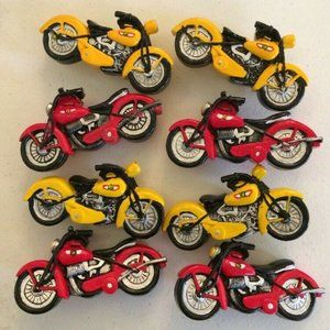 Motorcycles Drawer Pulls Includes Hardware New